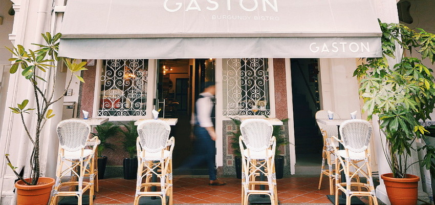 Gaston Burgundy Bistro & Wine Bar: French vibes on Keong Saik
