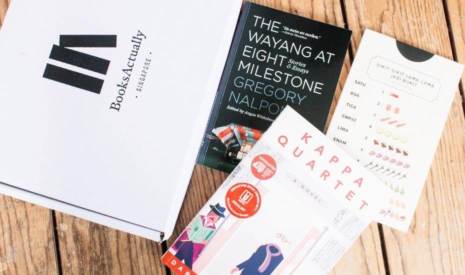 Celebrate Singaporean literature and writers at #BuySingLit 2019