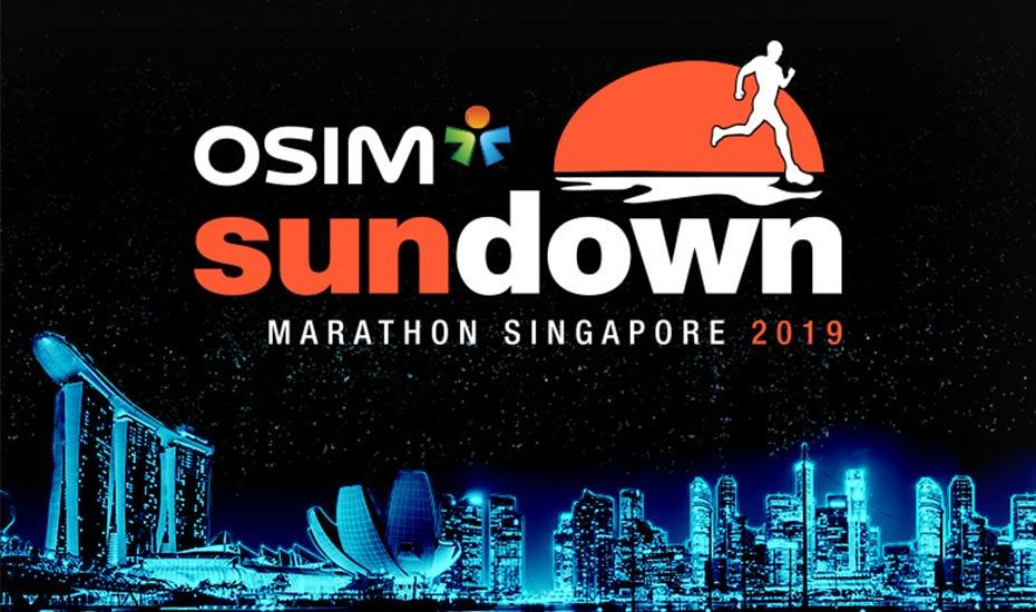 OSIM Sundown Marathon Singapore