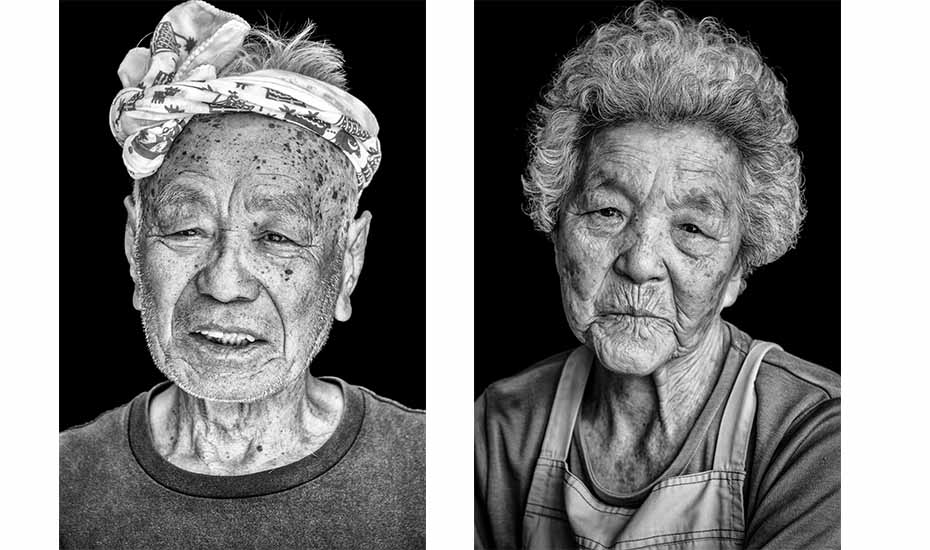 Longevity Okinawa Exhibition by José Jeuland