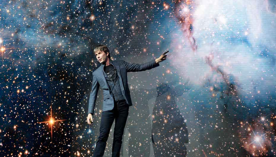 Professor Brian Cox Universal World Tour 2019 – Live on Stage