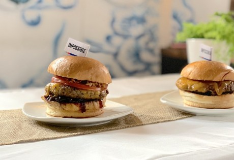 Impossible Foods debuts in Singapore | Review: The Impossible Dream, Three Buns at Potato Head