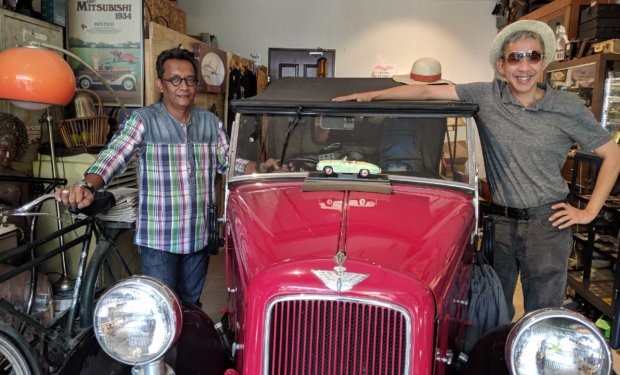 Joo Chiat's newest antique store: Carpmael Street Bazaar is the secret stash of a time traveller