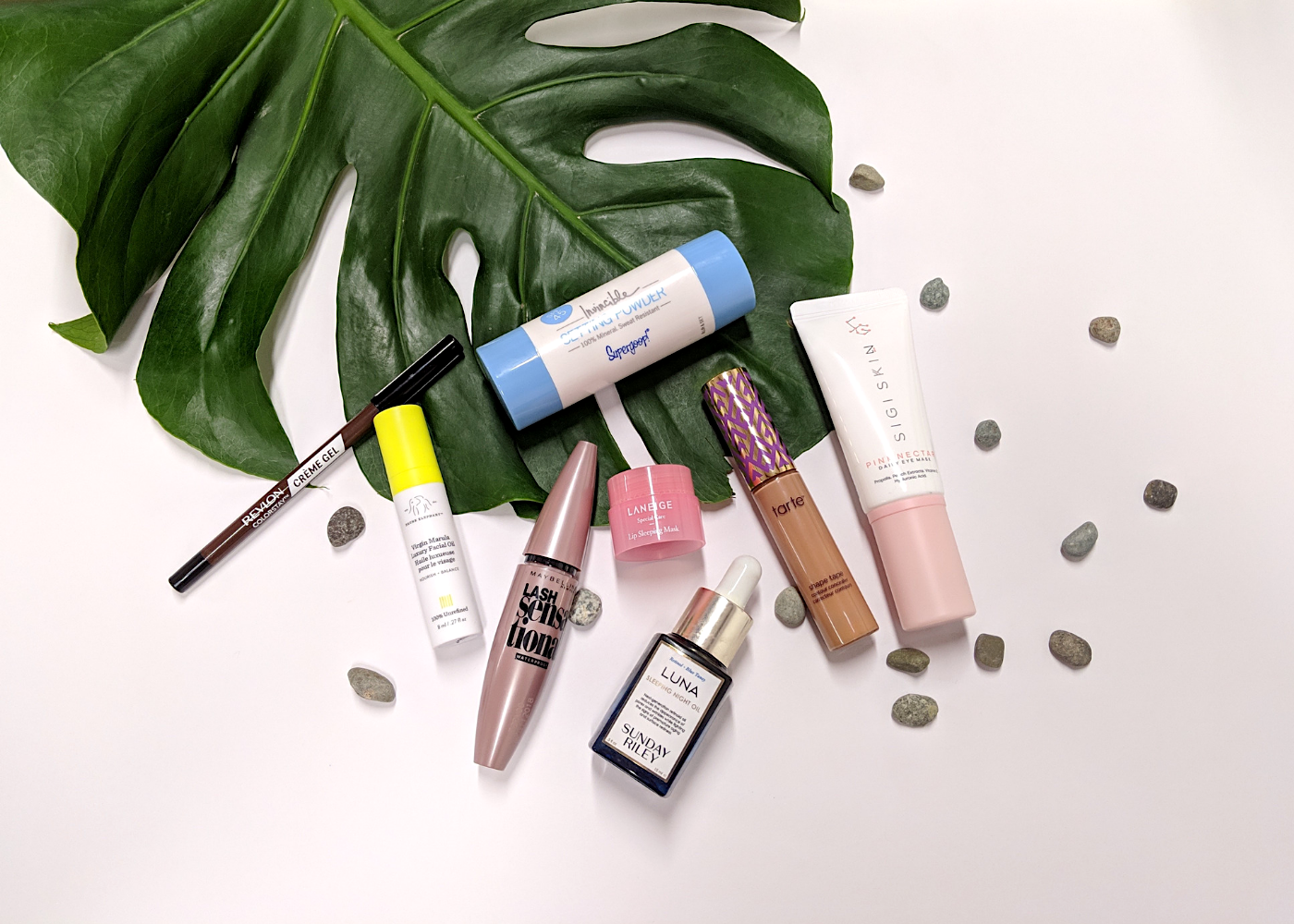 March beauty reviews