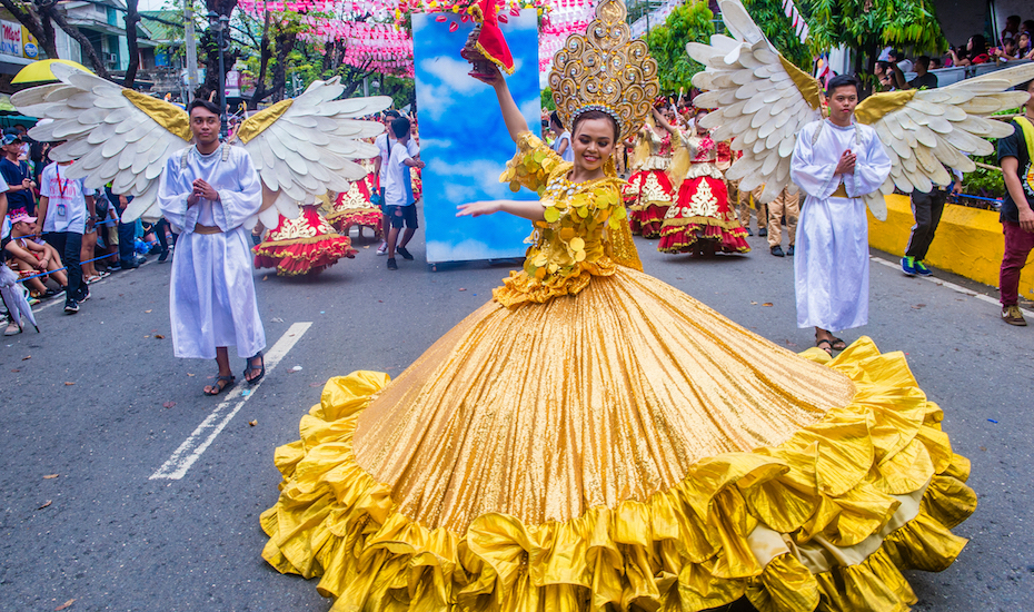 Festivals around Southeast Asia | Sinulog