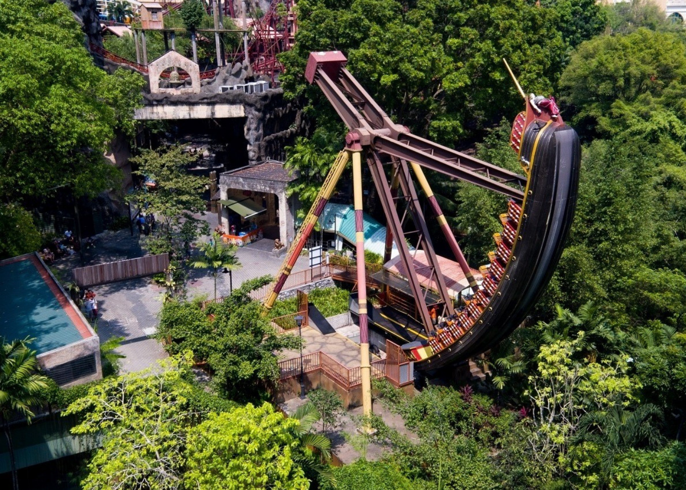 Theme parks in Southeast Asia for adrenaline junkies | Sunway Lagoon