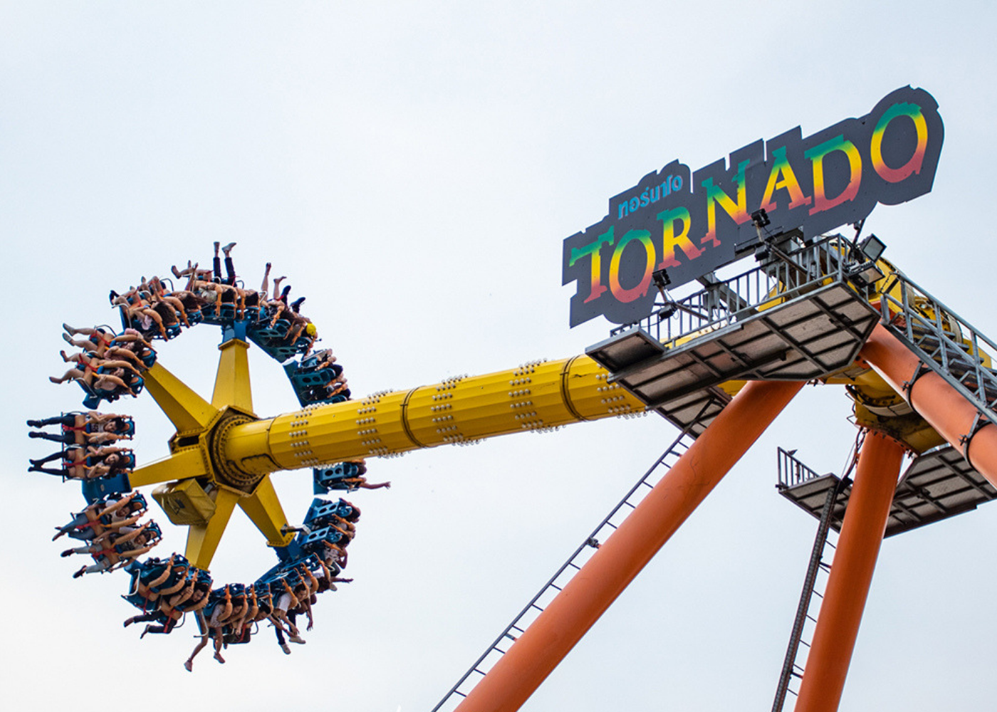 Theme parks in Southeast Asia for adrenaline junkies | Dream World Thailand