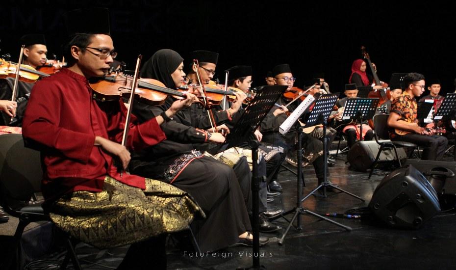 Rona Budaya by Orkestra Sri Temasek