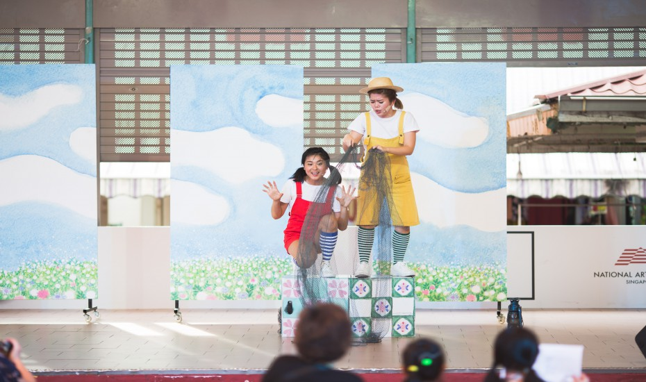 The Nursery Rhymes Project by The Theatre Practice