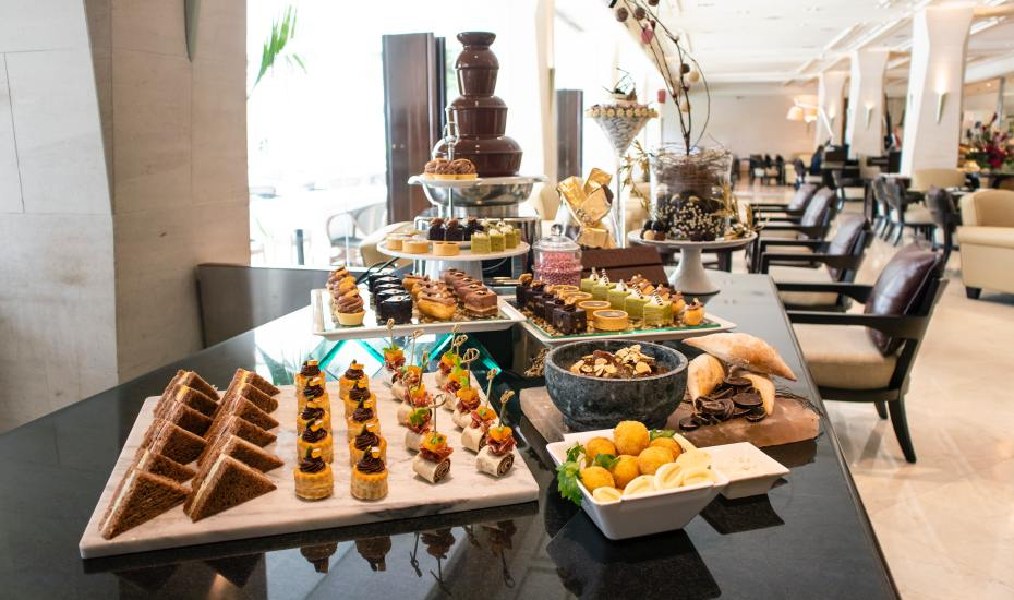 An Enchanting Chocolate-Themed Afternoon High Tea Buffet at L'Espresso