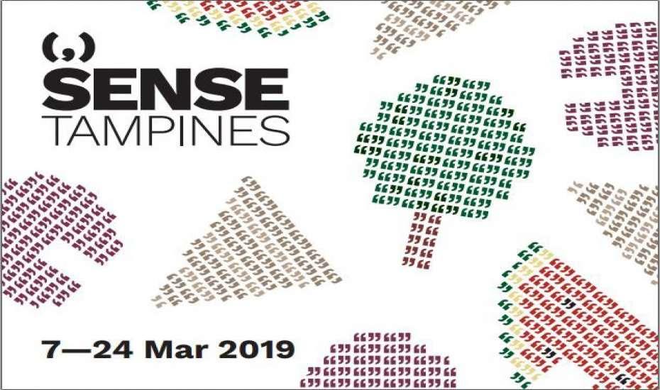(,) Sense: Tampines (Curated by Dr Wang Ruobing)