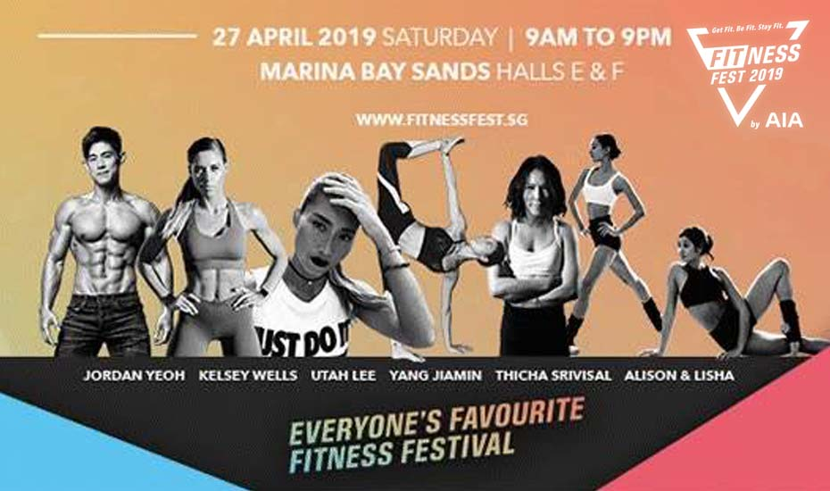 FitnessFest by AIA 2019