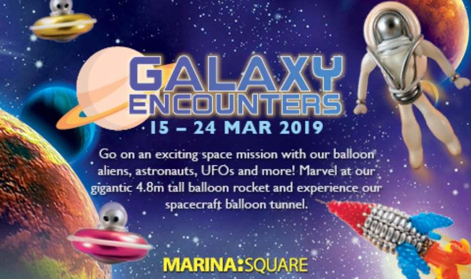 Galaxy Encounters