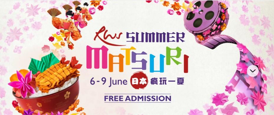 RWS Summer Matsuri 2019