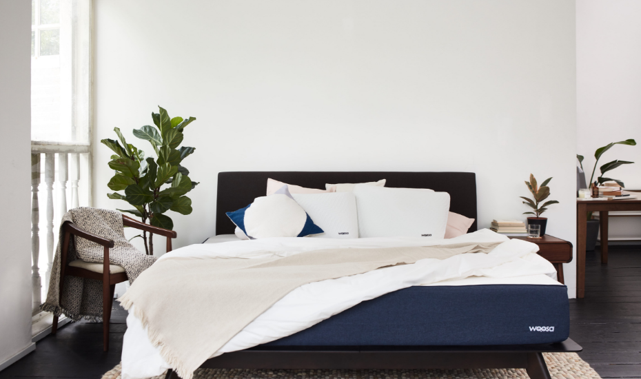 The Woosa mattress might be key to a good night's sleep...