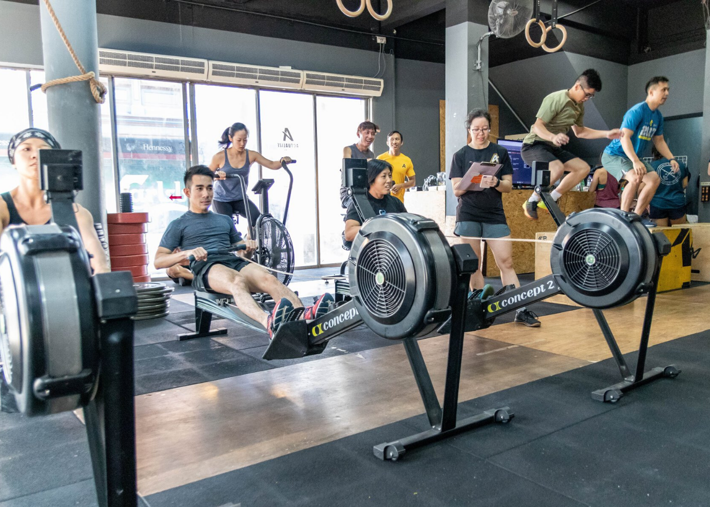 Best gyms: Actualize Crossfit