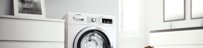 Bosch ActiveOxygen washing machine