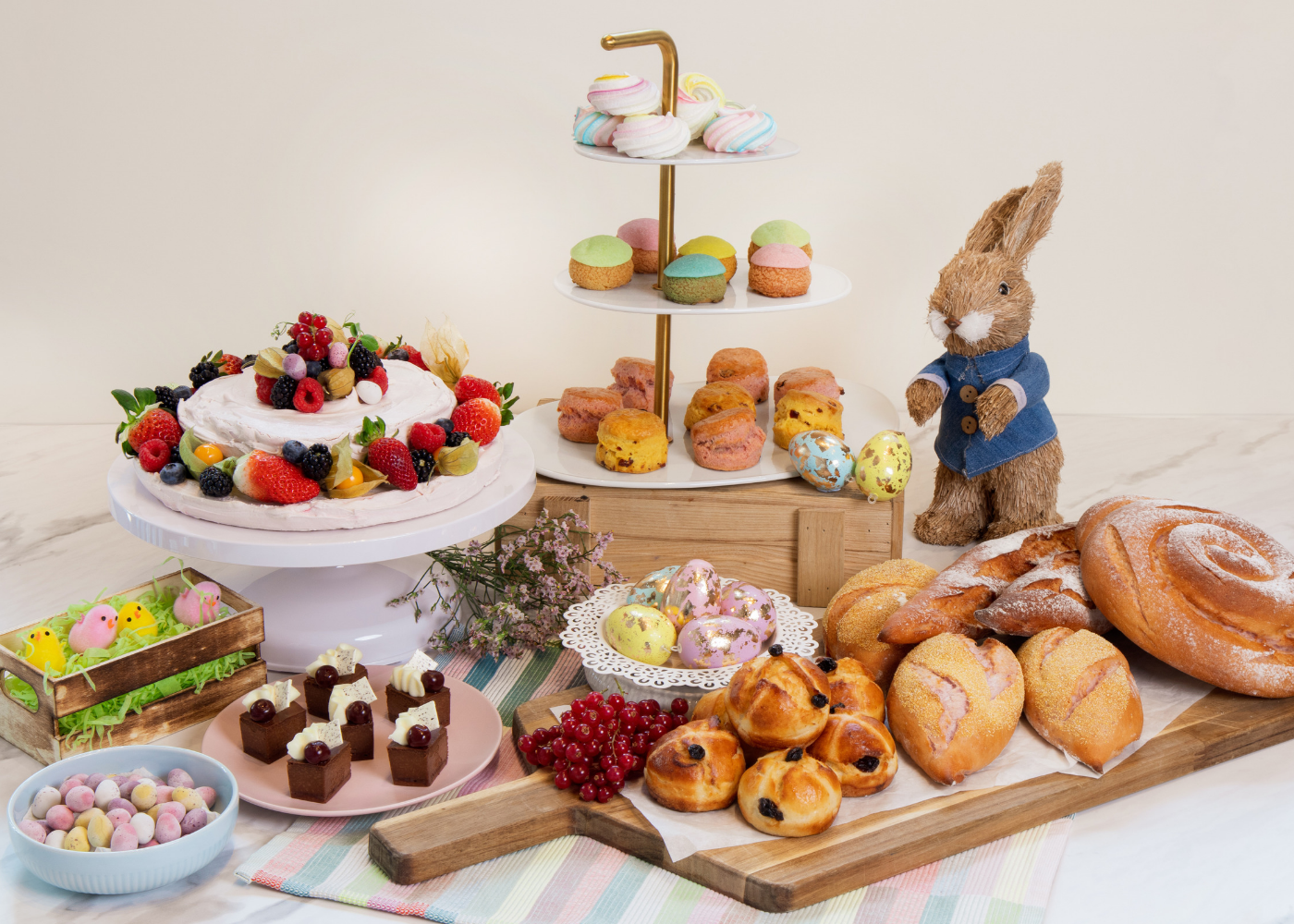 Courtyard by Marriott Singapore Novena | Easter brunch and buffets in Singapore