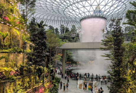 Jewel Changi Airport | Local takeover