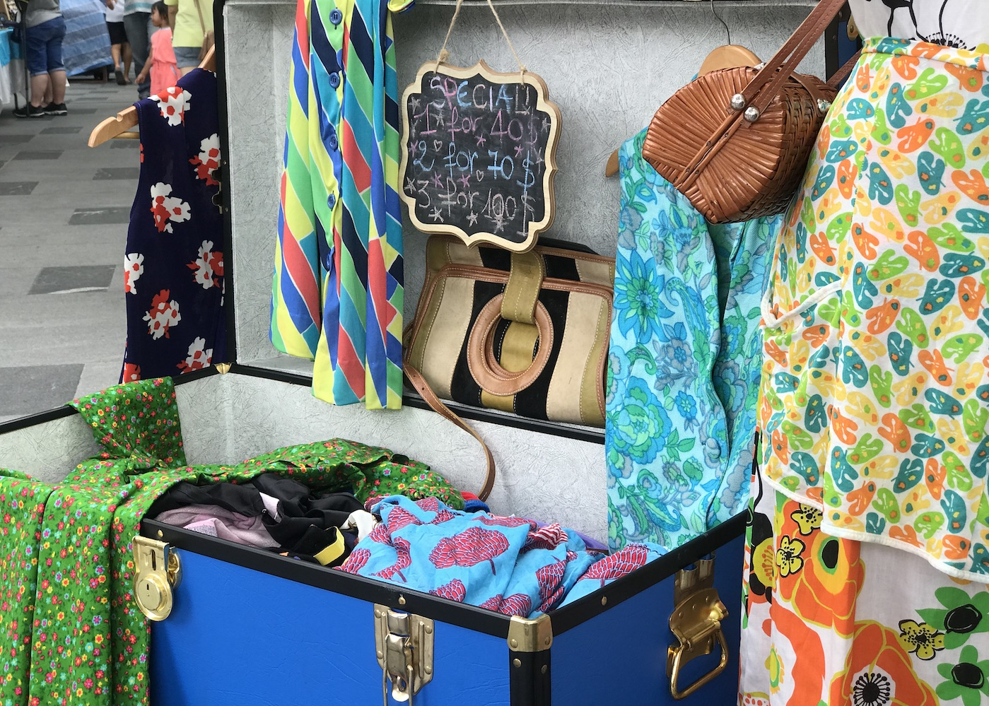 May shopping radar | Katong Square Lifestyle Vintage Market