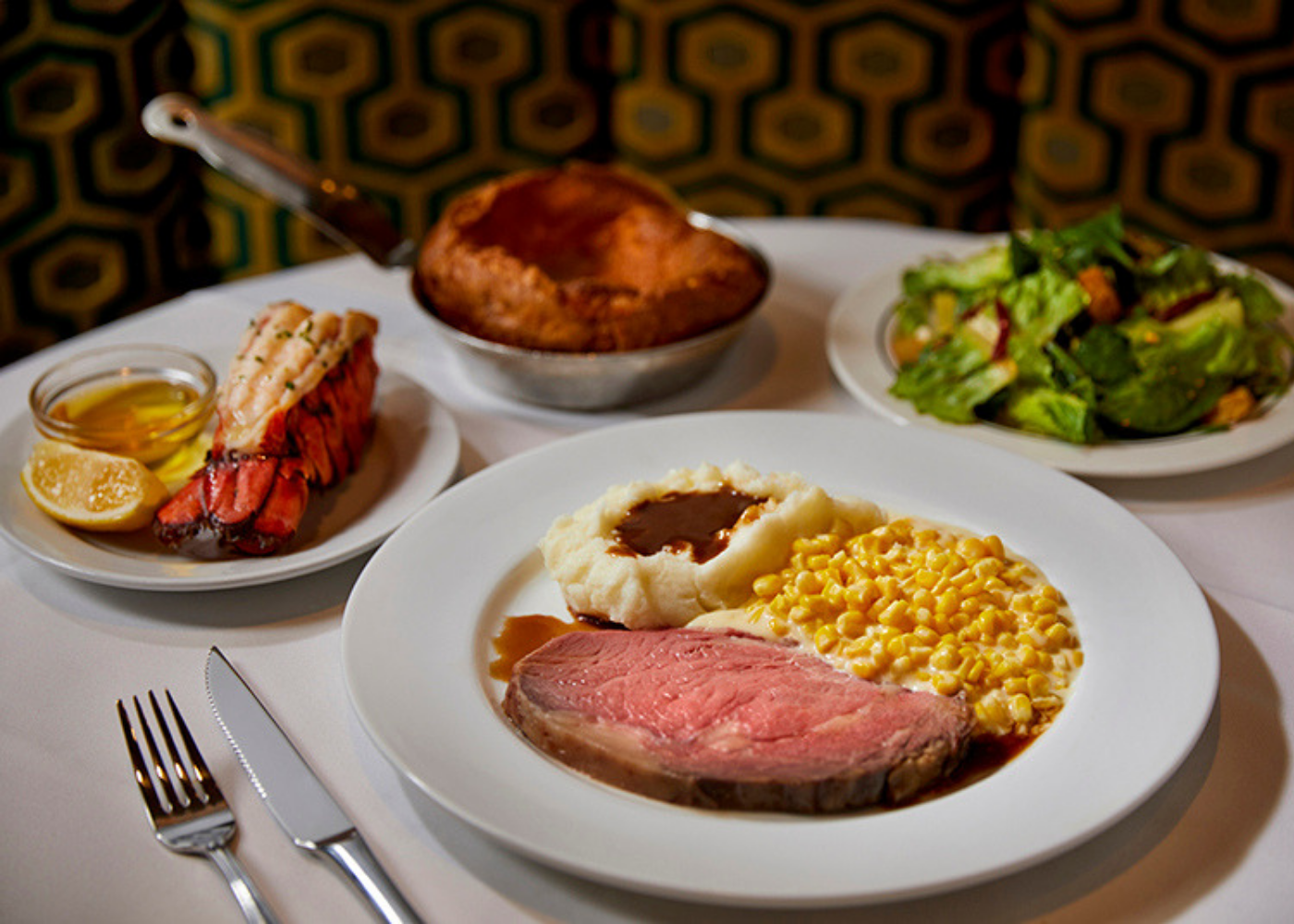 Lawry's The Prime Rib | Easter brunch and buffets in Singapore