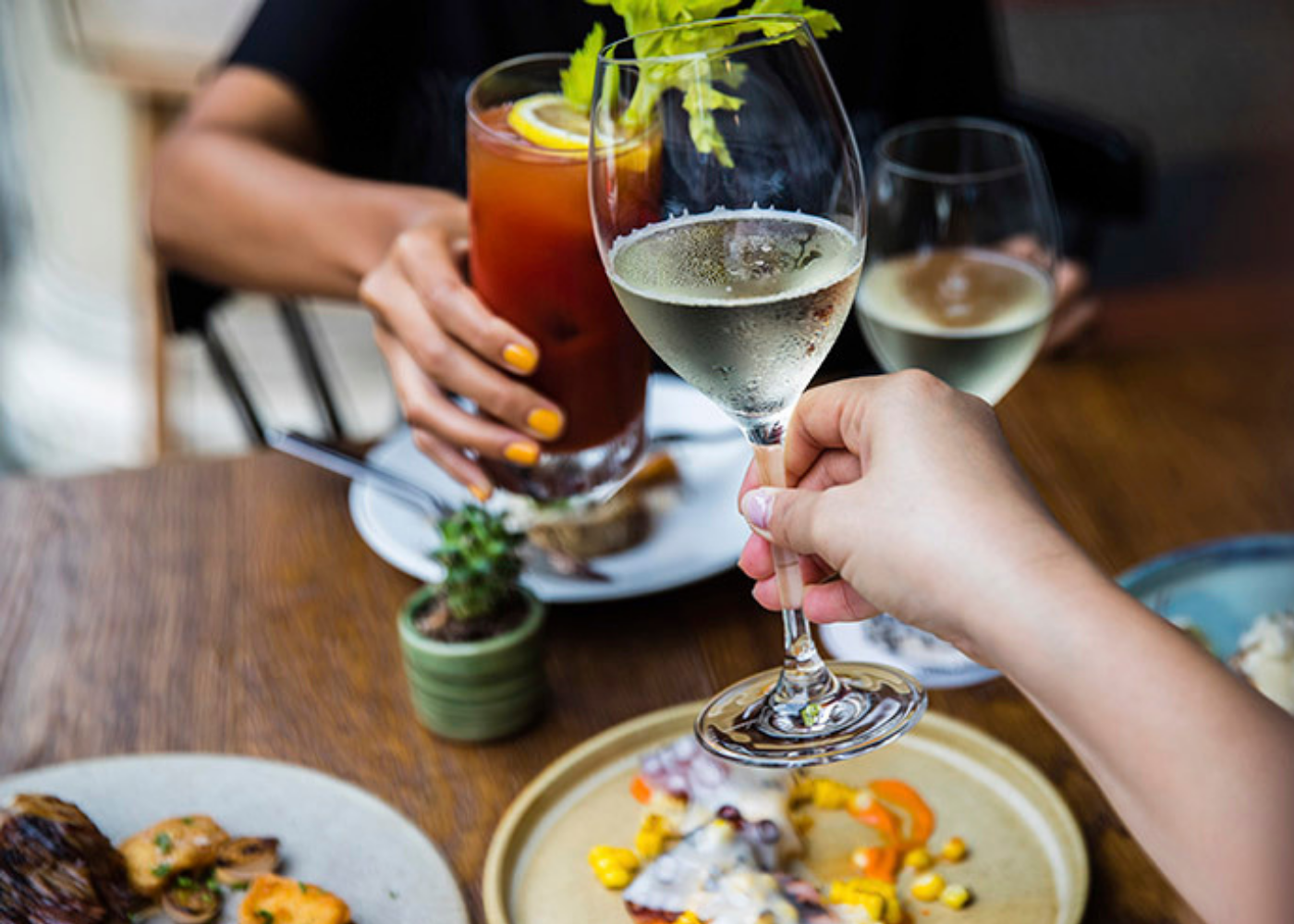 Best brunches and buffets for Mother's Day 2019| Honeycombers