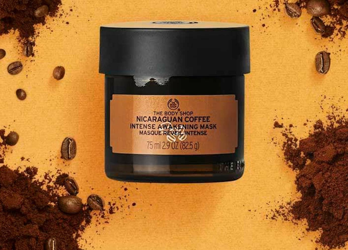 Beauty Reviews | Nicaraguan Coffee Intense Awakening Mask | The Body Shop