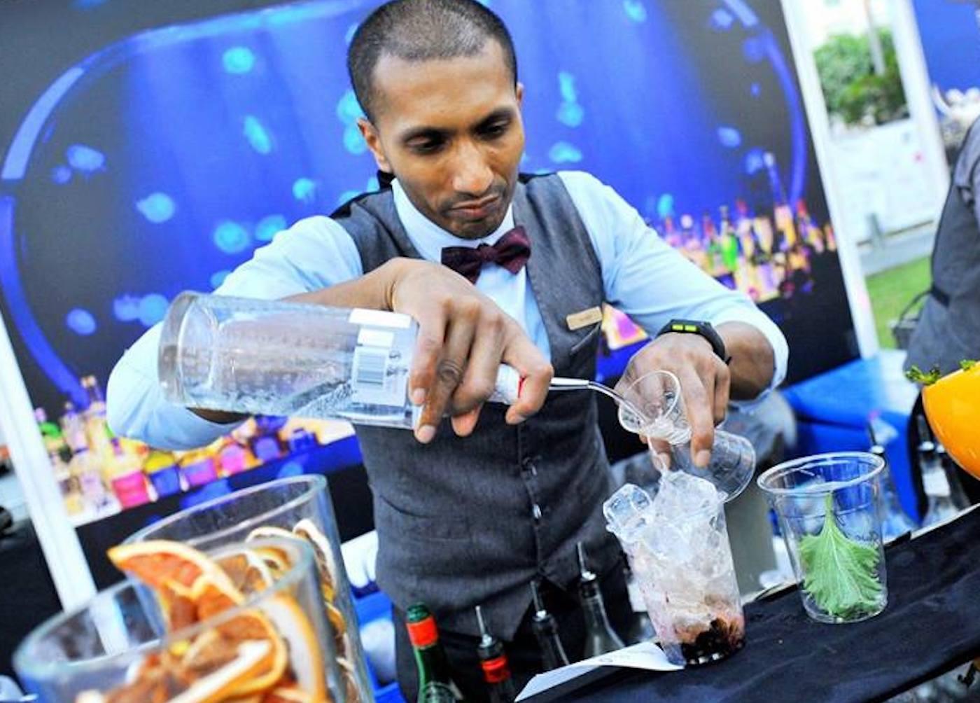Singapore Cocktail Festival Highlights | Festival Village