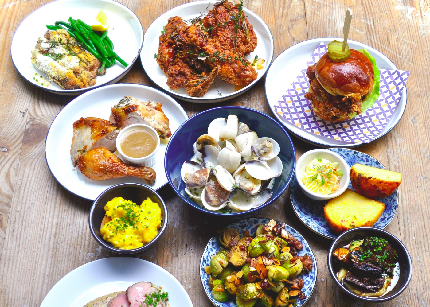 Summer Hill | Easter brunch and buffets in Singapore