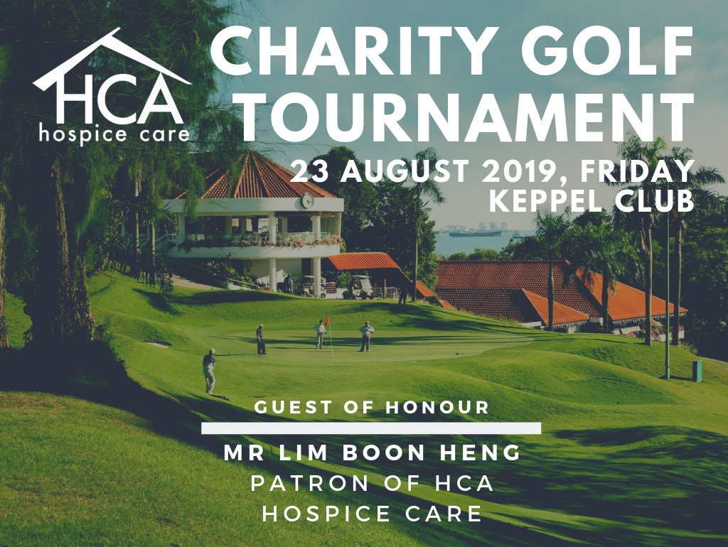 HCA Charity Golf Tournament 2019