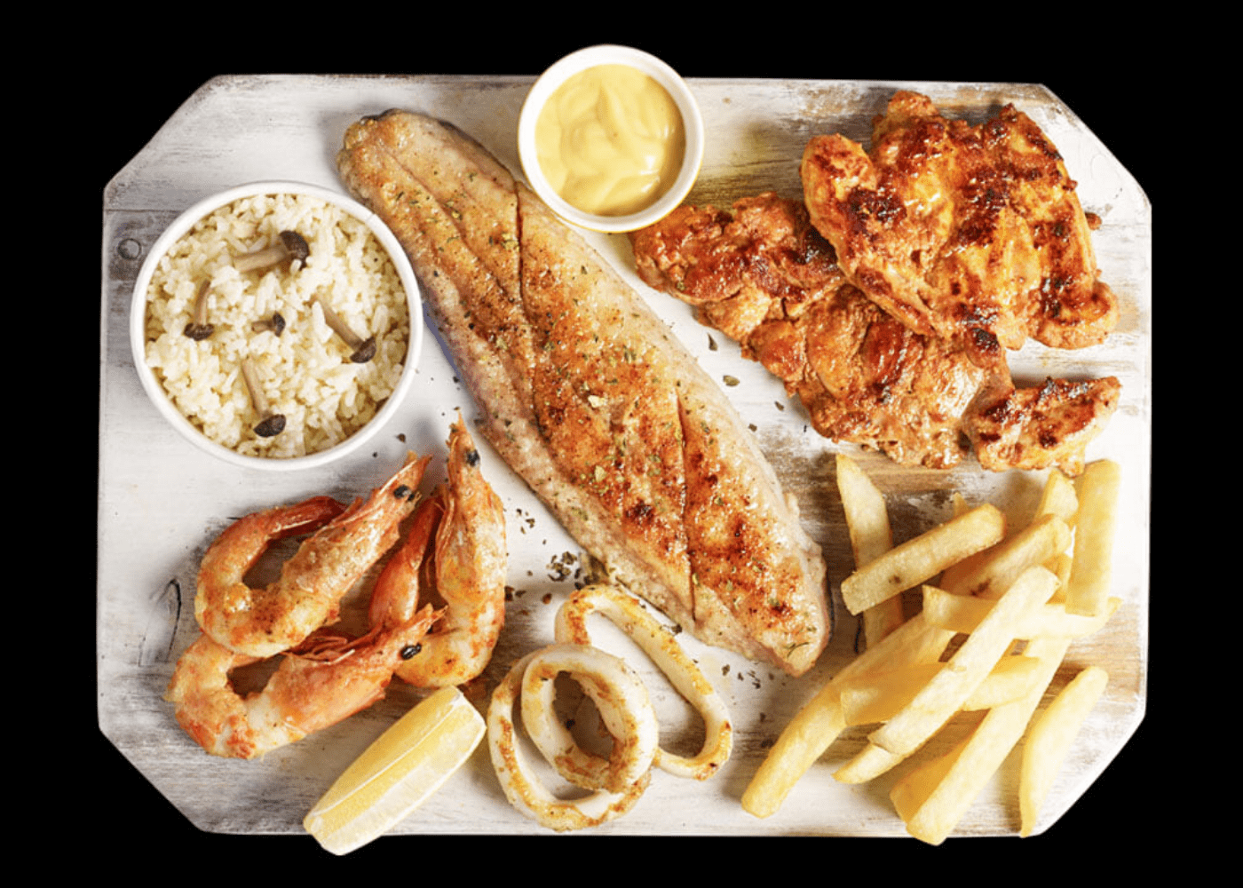 big fish small fish | fish and chips