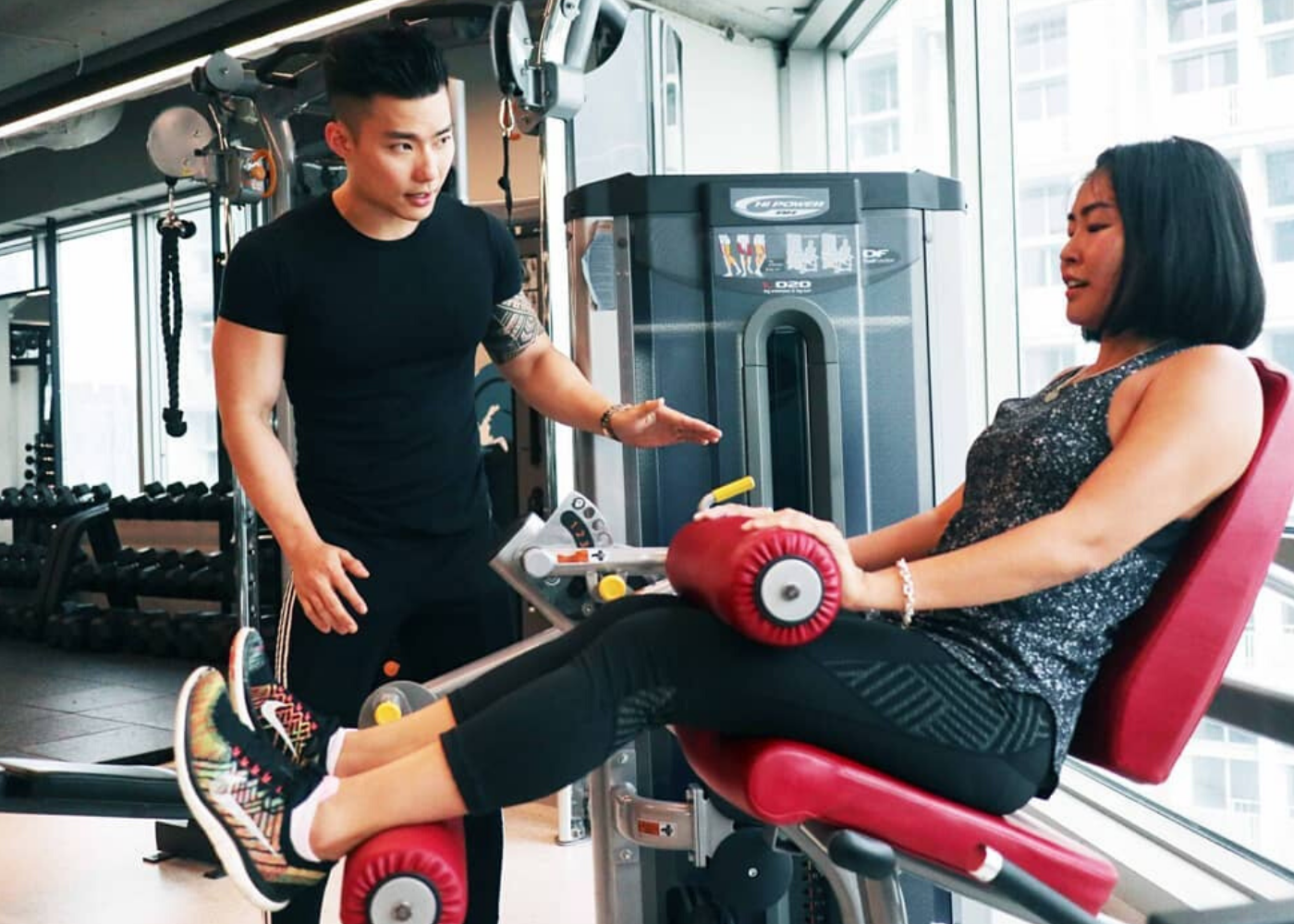 Core Collective | best gyms in Singapore