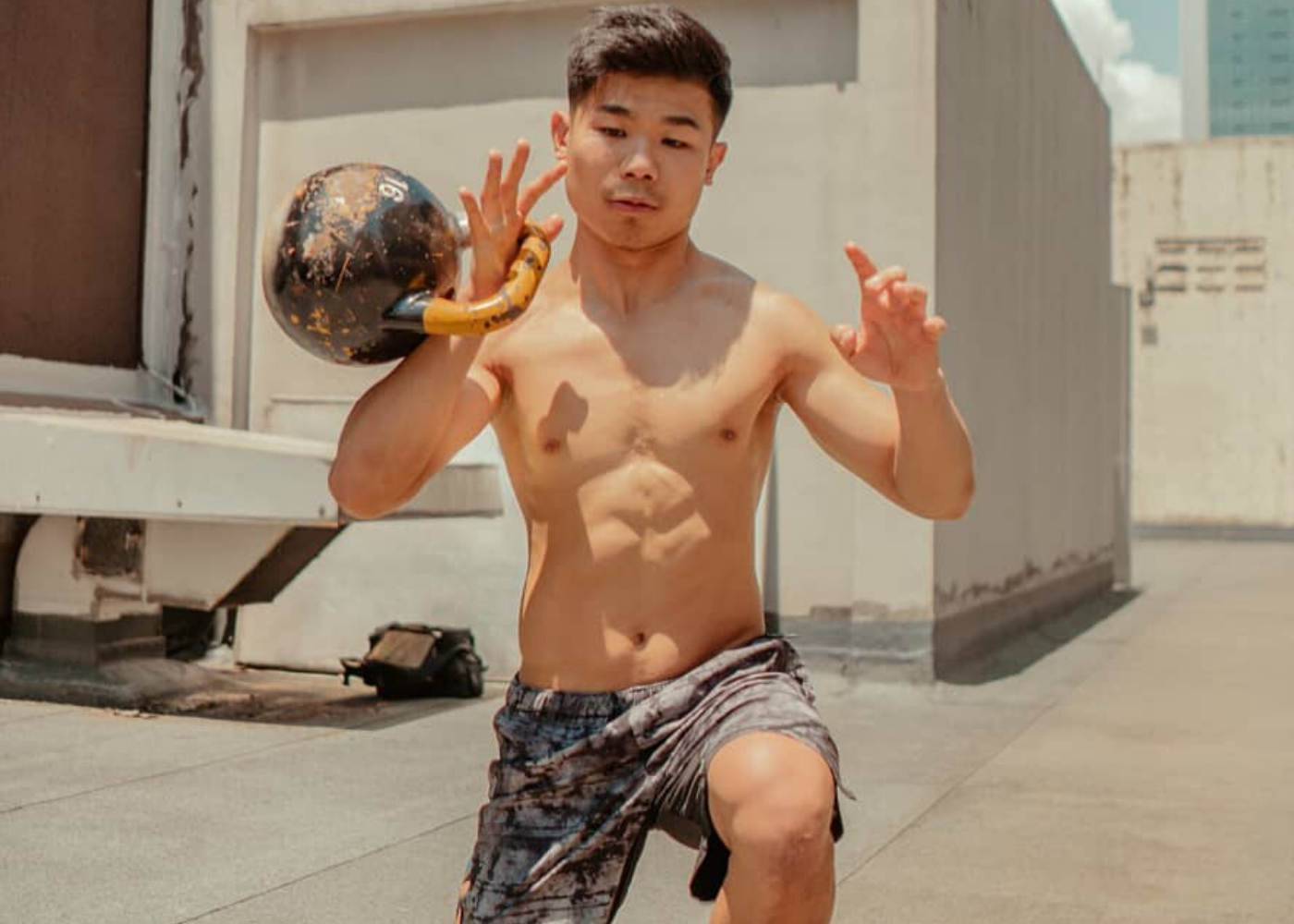Field Assembly   best gyms in Singapore