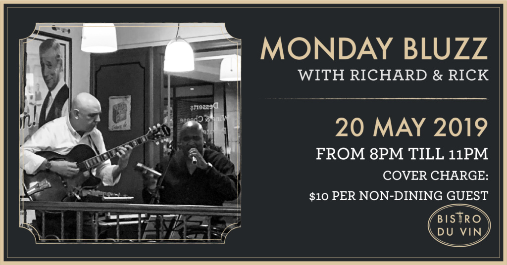 Monday Bluzz with Richard & Rick