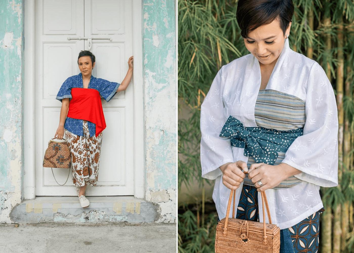Baju by Oniatta   Modest fashion brands   Hari Raya Muslimah outfits