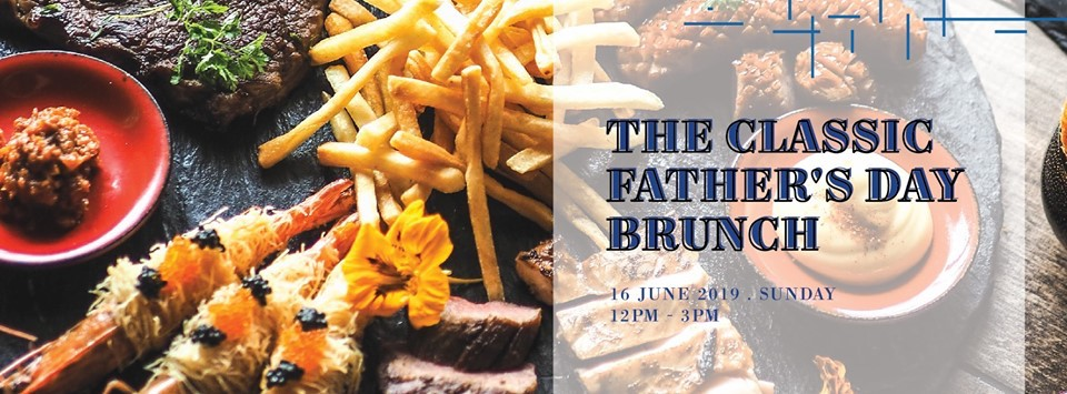 Father's Day Brunch at 1919 Waterboathouse