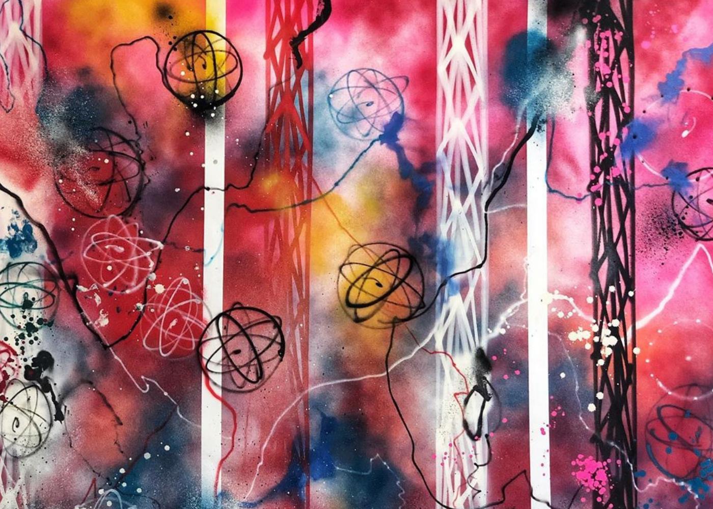 Weekend guide: 1-2 June 2019 | Meet legendary New York street artist, Futura