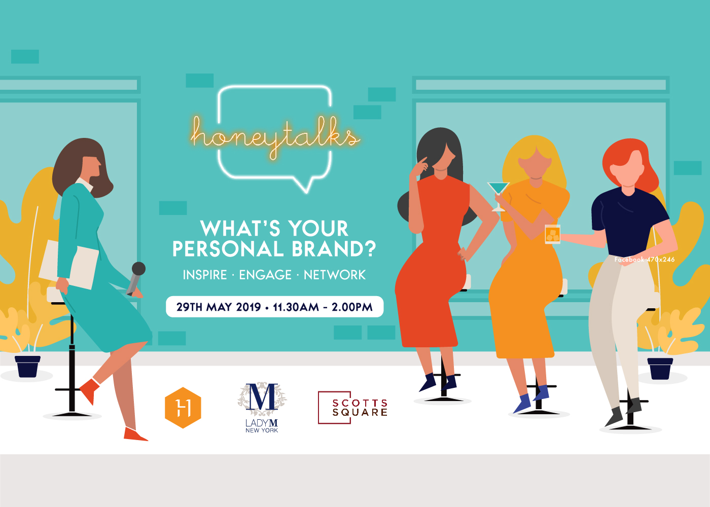HoneyTalks: What's your personal brand?