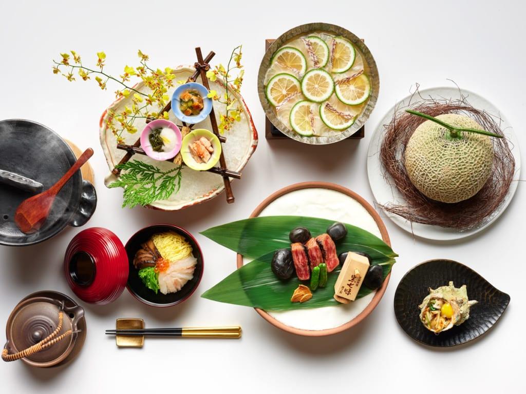 Discover Kyushu's Culinary Specialties at Keyaki