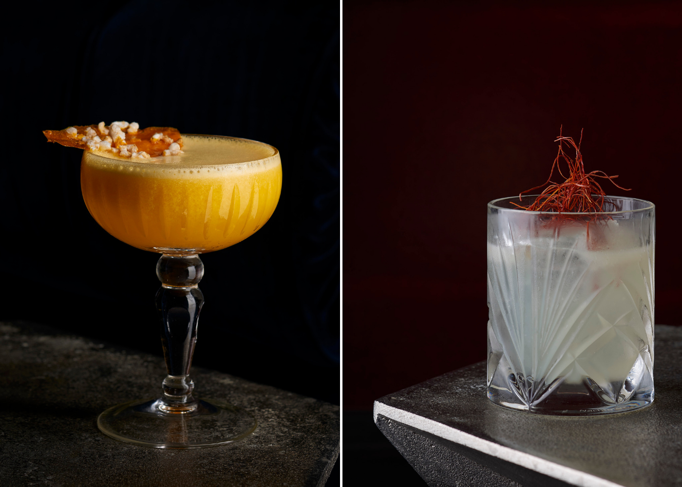 Free flow cocktails | Manhattan Bar Sunday brunch | 5 new speciality cocktails inspired from Asia