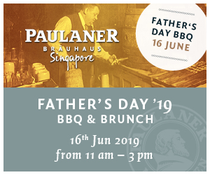 Father's Day Brunch at Paulaner Bräuhaus