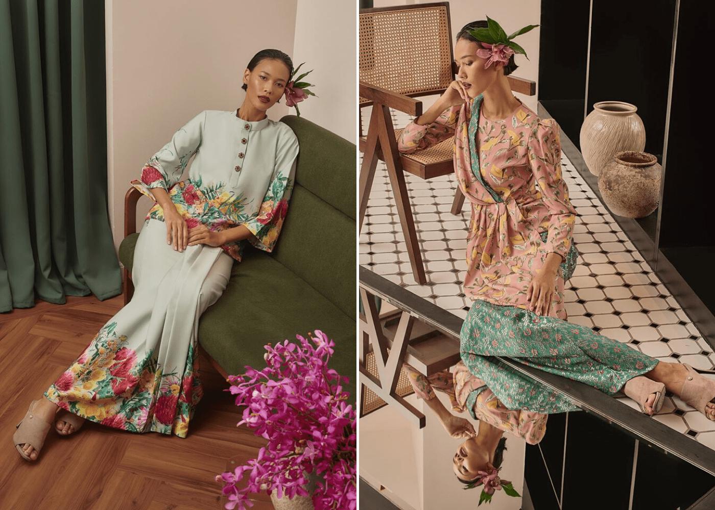Petra Lebaran 2020   Hari Raya outfits