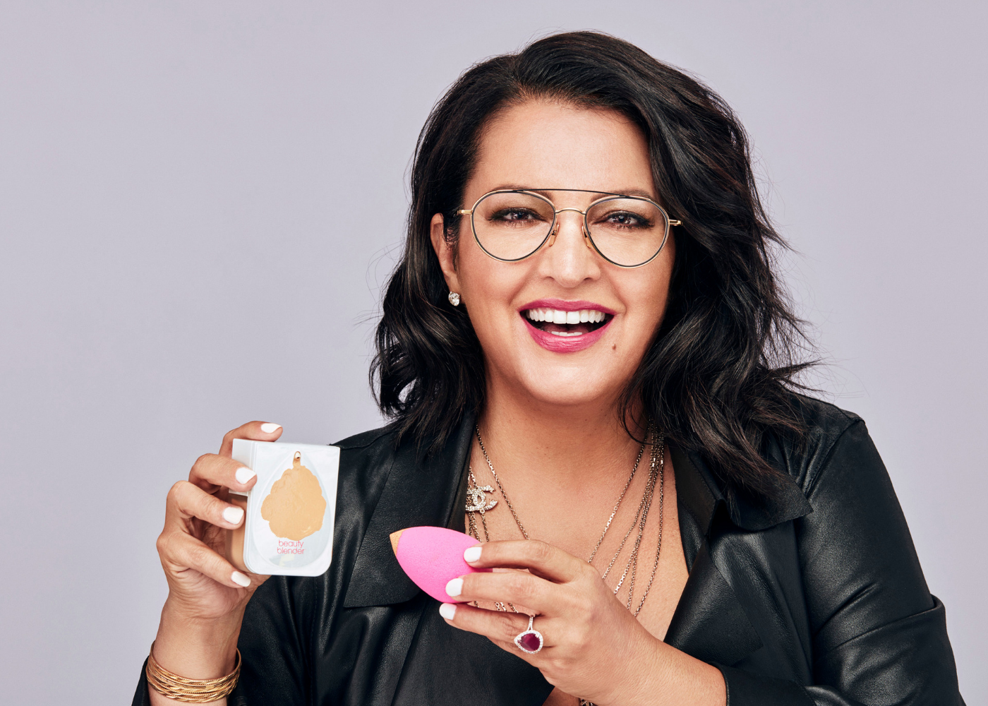 Rea Ann Silva talks beautyblender dupes, how to ace your base and why it took 17 years to create a sell-out foundation