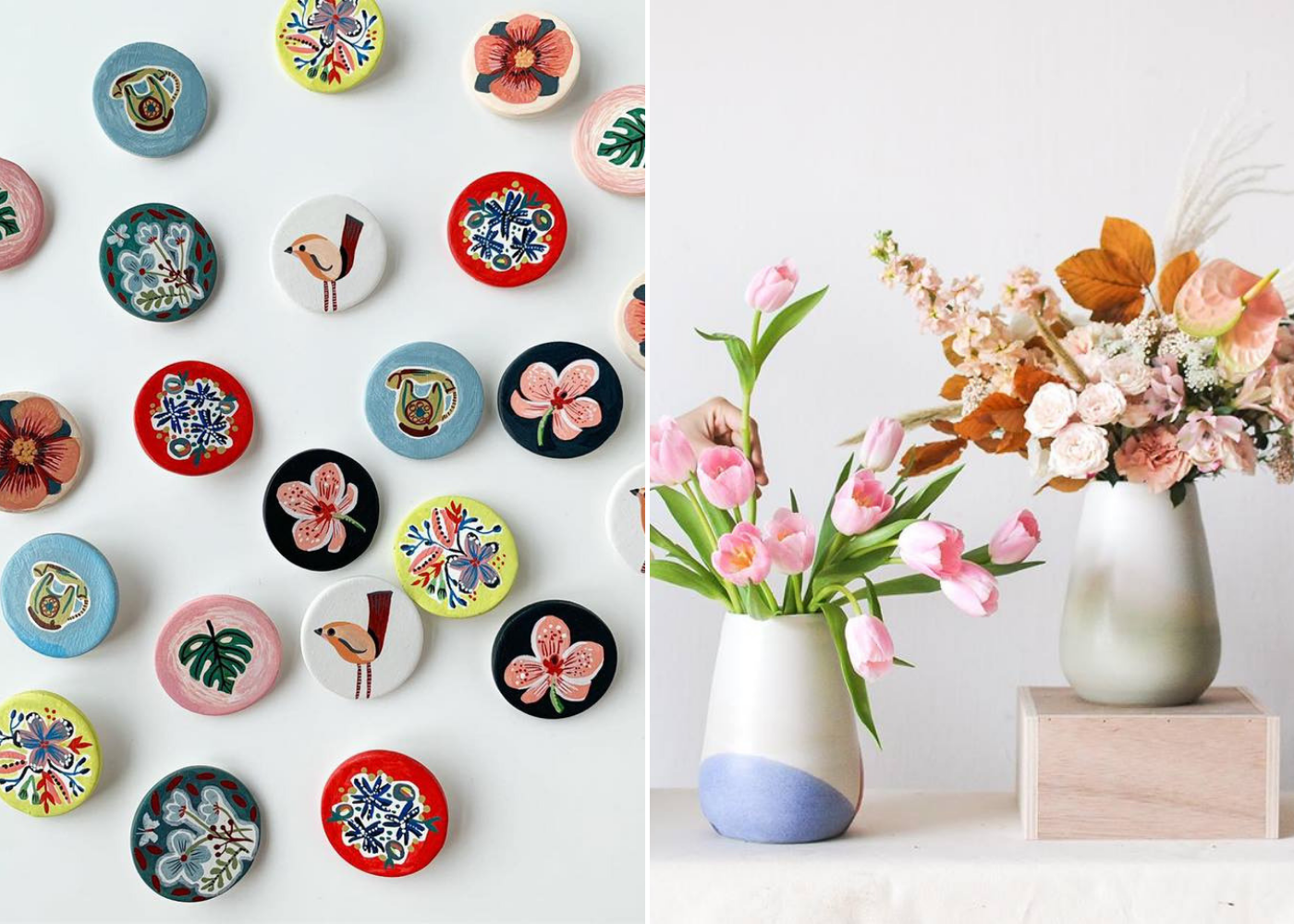 Things to do this weekend: May 11-12 2019 | Weekend guide | Wonderland Botanicals Mother's Day Flower Bar