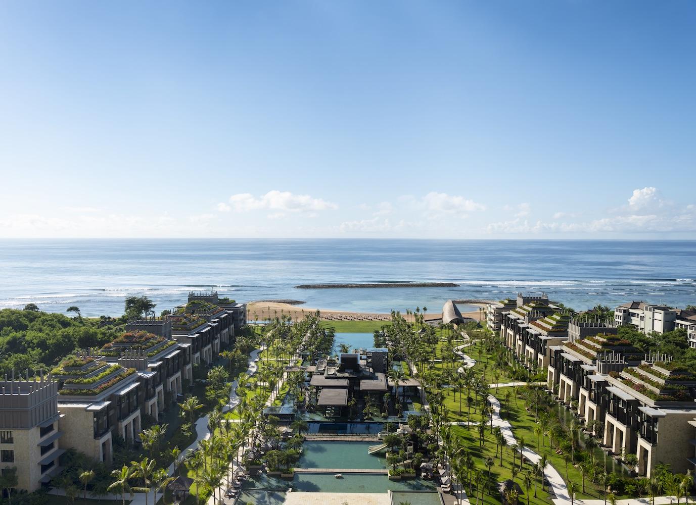 Apurva Kempinski Bali Nusa Dua luxury six star resort