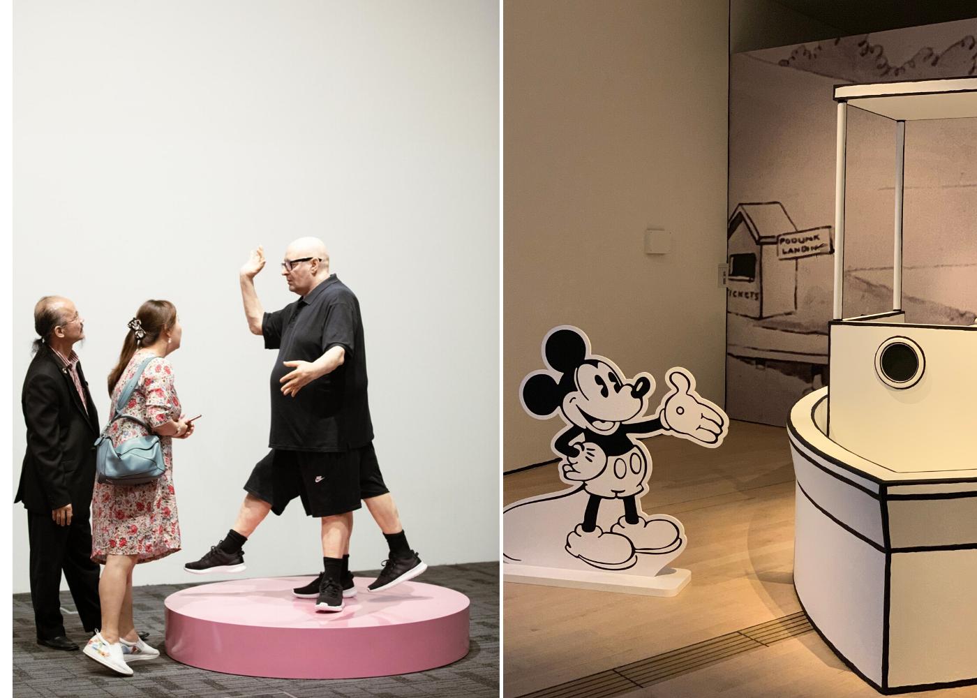Art Exhibitions in 2019