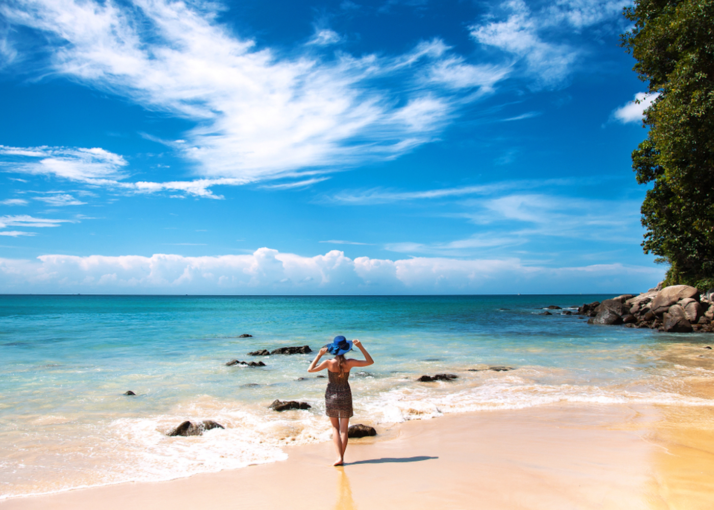 We just can't get enough of sunny Phuket