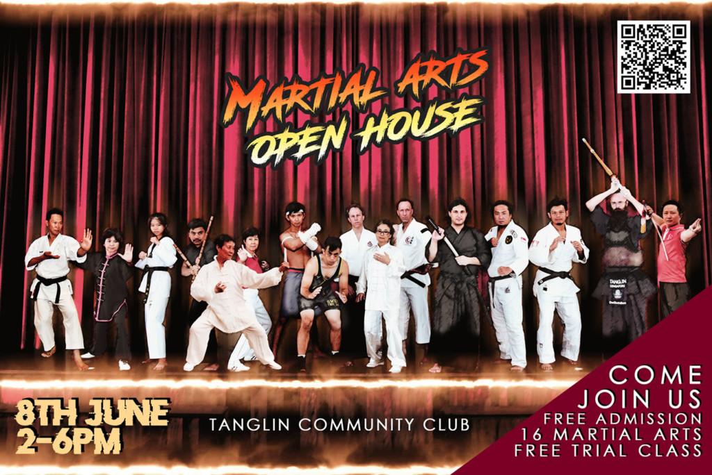 Martial Arts Open House