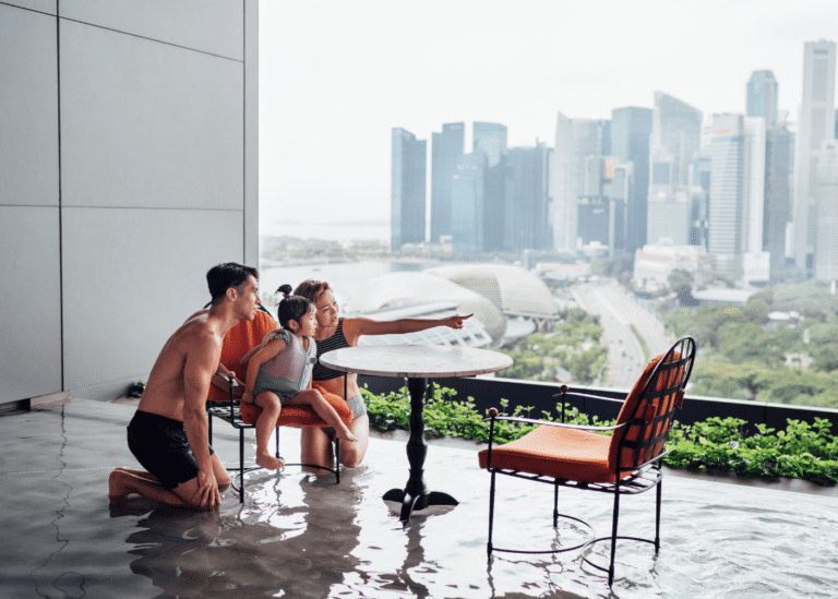 JW Marriott Singapore South Beach is perfect for a family staycay with the kids this June holidays