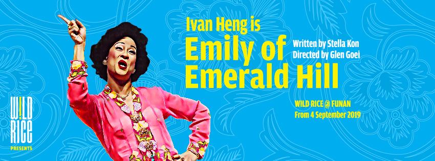 WILD RICE @ Funan Grand Opening Season – Emily of Emerald Hill